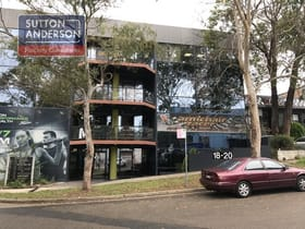 Industrial / Warehouse commercial property for lease at Unit 1/18-20 Hotham Parade Artarmon NSW 2064