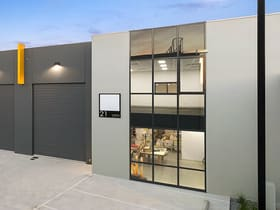 Industrial / Warehouse commercial property sold at 21/125 Rooks Road Nunawading VIC 3131