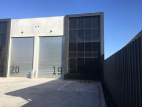 Industrial / Warehouse commercial property for sale at Unit  19/10 Cawley Road Yarraville VIC 3013
