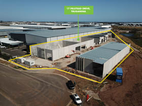 Industrial / Warehouse commercial property for sale at 17 Felstead Drive Truganina VIC 3029