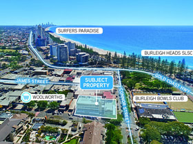 Retail commercial property for lease at McDonald House Shop 5, 37 Connor Street Burleigh Heads QLD 4220