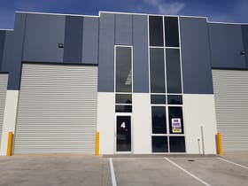 Industrial / Warehouse commercial property for lease at Unit 4/3 Joyce Court Coburg North VIC 3058