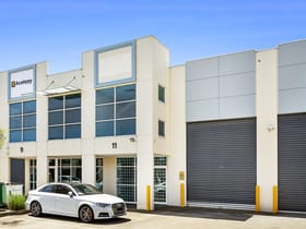 Industrial / Warehouse commercial property for sale at 11/2-4 Sarton Road Clayton VIC 3168