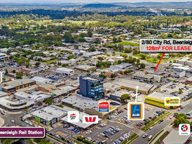 Retail commercial property for lease at 2 & 4/80 City Road Beenleigh QLD 4207