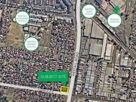 Showrooms / Bulky Goods commercial property for lease at 53 – 57 Westall Road Clayton South VIC 3169