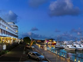 Hotel / Leisure commercial property for lease at Tenancy G9/1 Pier Point Road Cairns City QLD 4870