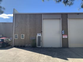 Factory, Warehouse & Industrial commercial property for sale at 21E/1-3 Endeavour Road Caringbah NSW 2229