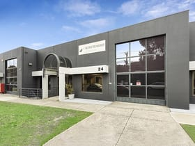 Offices commercial property for lease at 24 Harker Street Burwood VIC 3125