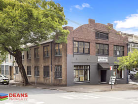 Showrooms / Bulky Goods commercial property for lease at Ground Floor Tenancy 1/137-141 BRIDGEROAD Glebe NSW 2037