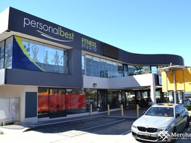Showrooms / Bulky Goods commercial property for lease at 3/535 Milton Road Toowong QLD 4066