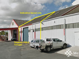 Factory, Warehouse & Industrial commercial property for lease at 15/25 MICHLIN STREET Moorooka QLD 4105
