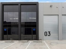 Parking / Car Space commercial property for lease at 3/17-21 Export Drive Brooklyn VIC 3012