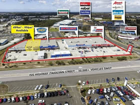 Showrooms / Bulky Goods commercial property for lease at Shop 6/2 Johanna Boulevard Kensington QLD 4670