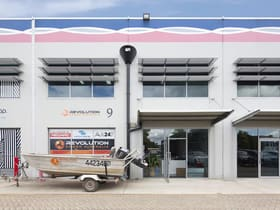 Industrial / Warehouse commercial property for sale at 9/ 17 Rivergate Place Murarrie QLD 4172