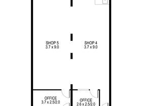Retail commercial property for lease at Shops 4&5/6 Kelly Street Berkeley NSW 2506
