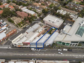 Retail commercial property for lease at 665 High Street Kew East VIC 3102