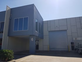 Factory, Warehouse & Industrial commercial property for lease at 6/9 Mirra Court Bundoora VIC 3083