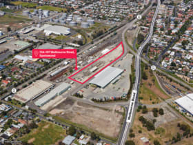 Factory, Warehouse & Industrial commercial property for lease at Lots 154-157 Melbourne Road Spotswood VIC 3015