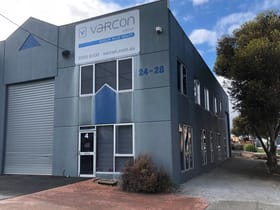 Industrial / Warehouse commercial property for sale at Unit 4, 28 Hampstead Road Maidstone VIC 3012