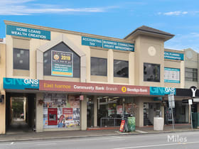 Offices commercial property for lease at 1st Floor/233-235 Lower Heidelberg Road Ivanhoe East VIC 3079