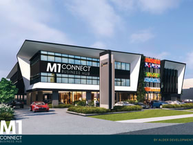 Offices commercial property for lease at M1 Connect Business Hub 120 Siganto Drive Helensvale QLD 4212