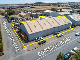 Industrial / Warehouse commercial property for lease at 36-40 Cormack Road Wingfield SA 5013