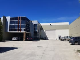 Factory, Warehouse & Industrial commercial property for lease at 38 Latitude Boulevard Thomastown VIC 3074
