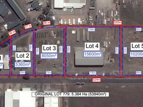 Development / Land commercial property for sale at Lot 5/14-64 Industrial Avenue Bohle QLD 4818