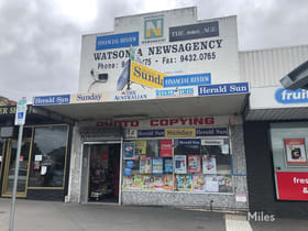 Shop & Retail commercial property for lease at 93 Watsonia Road Watsonia VIC 3087
