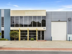 Industrial / Warehouse commercial property for lease at 29/140-148 Chesterville Road Cheltenham VIC 3192