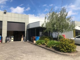 Industrial / Warehouse commercial property for lease at 3/23 Wadhurst Drive Boronia VIC 3155