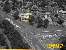Industrial / Warehouse commercial property for sale at 14 Ironbark Avenue Camden NSW 2570