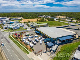 Industrial / Warehouse commercial property for lease at 252 Bruce Highway Eastern Service Road Burpengary QLD 4505