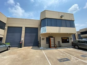 Industrial / Warehouse commercial property for lease at 22/108 Old Pittwater Road Brookvale NSW 2100