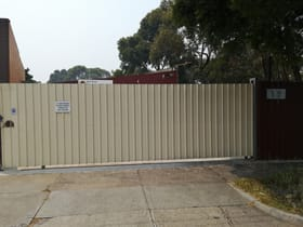 Factory, Warehouse & Industrial commercial property leased at 17 Heart Street Dandenong VIC 3175