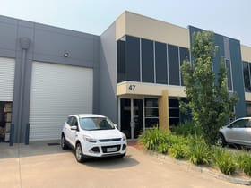 Industrial / Warehouse commercial property for lease at 47/140-148 Chesterville Road Cheltenham VIC 3192