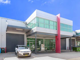 Factory, Warehouse & Industrial commercial property for lease at 7/9 Kilto Crescent Glendenning NSW 2761