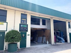 Industrial / Warehouse commercial property for lease at 10/12 Tierney Place Tweed Heads South NSW 2486