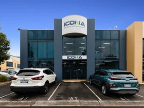 Industrial / Warehouse commercial property for lease at A1/2A Westall Road Springvale VIC 3171