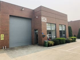 Factory, Warehouse & Industrial commercial property for lease at 2/1-3 Eastspur Court Kilsyth VIC 3137