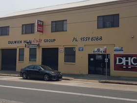 Industrial / Warehouse commercial property for lease at 541 New Canterbury Road Dulwich Hill NSW 2203