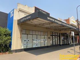 Showrooms / Bulky Goods commercial property for lease at 115 Fitzmaurice Street Wagga Wagga NSW 2650