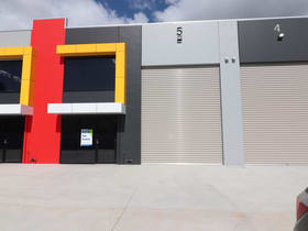 Factory, Warehouse & Industrial commercial property for lease at 5/20 Carbine Way Mornington VIC 3931