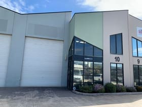 Industrial / Warehouse commercial property for sale at 10/61 Frankston Gardens Boulevard Carrum Downs VIC 3201