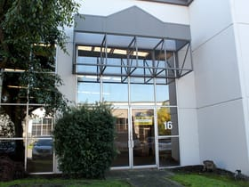 Industrial / Warehouse commercial property leased at 16/42-44 Garden Boulevard Dingley Village VIC 3172