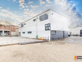 Factory, Warehouse & Industrial commercial property for lease at 1/6-7 Kellaway Place Wetherill Park NSW 2164
