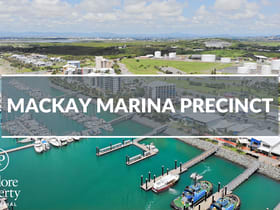 Offices commercial property for lease at Level 1 Mackay Marina Mackay QLD 4740
