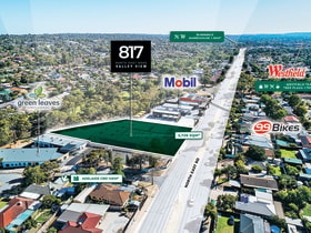 Development / Land commercial property for lease at 817 North East Road Valley View SA 5093