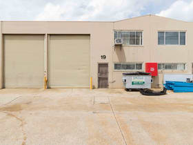 Factory, Warehouse & Industrial commercial property for lease at 19/276 Victoria Street Wetherill Park NSW 2164
