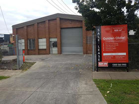Factory, Warehouse & Industrial commercial property for lease at 59 Temple Drive Thomastown VIC 3074
